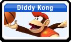 Diddy Kong MSM