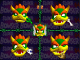 Lifting de Bowser
