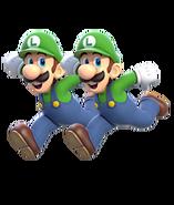 Luigi Double SM3DW