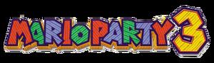 Mario Party 3 (logo)