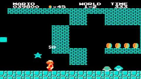 Super Mario Bros. - World 1-2