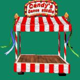 DKCGBA Sprite Candys Tanzstudio