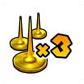 MKAGPDX Sprite 3x Nägel