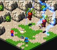 SMRPG Screenshot Donnerschlag