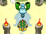 Sea Pipe Statue