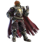 SSB4 Artwork Ganondorf