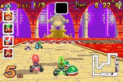 Gba Bowser Castle 2 Mariowiki Fandom