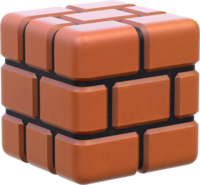 Brick Block SM3DW