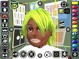 Mario Artist - Talent Stydio Création d'un Personnage