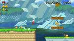 NSMBU Screenshot Piranha-Auf-und-Ab