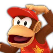 SMP Icon Diddy Kong