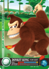 Carte amiibo Donkey Kong golf