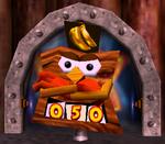 DK64 Screenshot B. Locker