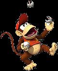 Diddy Kong dans Sluggers