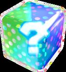 Item Box Artwork - Mario Kart Wii