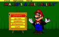 Mario's FUNdamentals 1