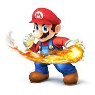 Mario SSB WiiU&3DS