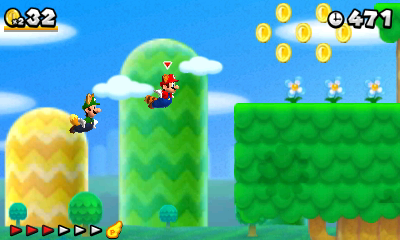World 1-3 (New Super Mario Bros  2) | MarioWiki | FANDOM powered by