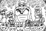 SM4MT - Bowsers Gang