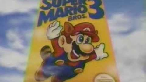 Super Mario Bros 3 - Commercial