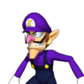 Waluigi Sprite MP9