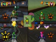 Manoir de Luigi - MKDD 2