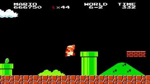 Super Mario Bros. - World 6-2