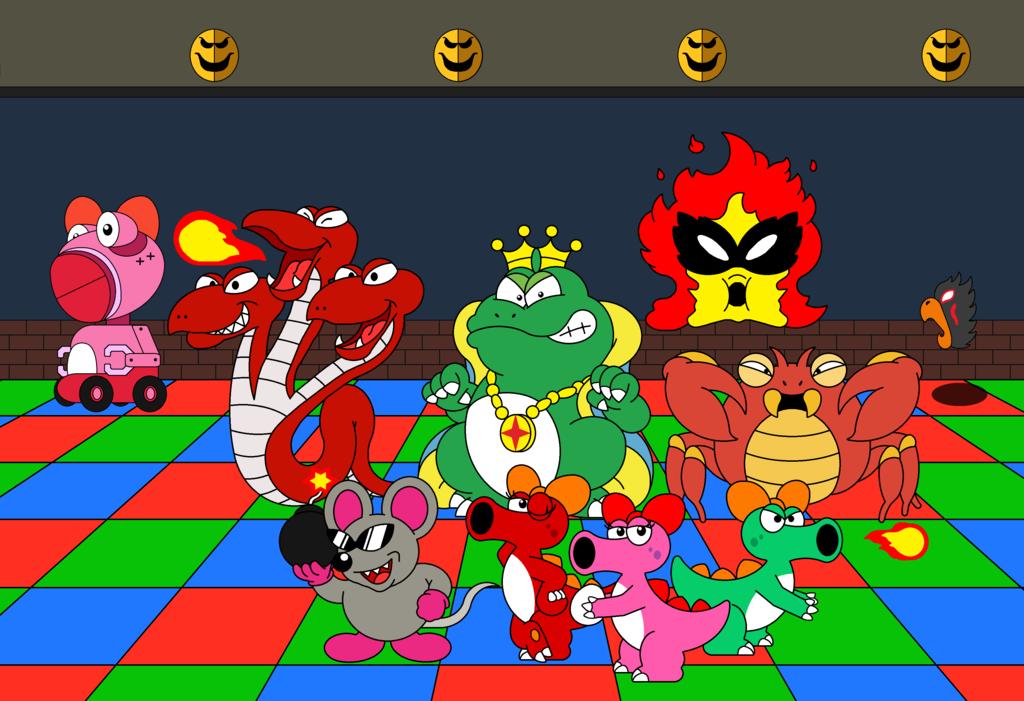 Categoría:Enemigos de Super Mario Bros  2 | Super Mario Wiki