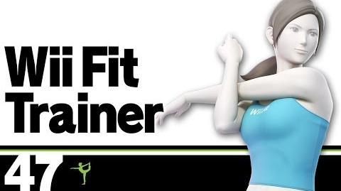 47 Wii Fit Trainer – Super Smash Bros