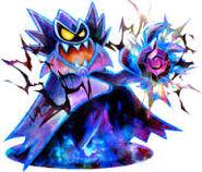 Antasma, die warscheinlich böseste Fledermaus