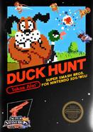 Duo Duck Hunt - SSB4 (illustration promotionnelle)