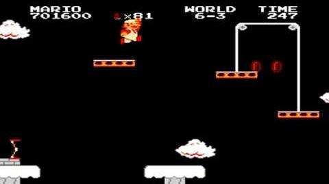 Super Mario Bros. - World 6-3