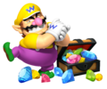 Wario Artwork MP9