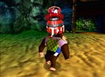 DK64 Screenshot Kaboom