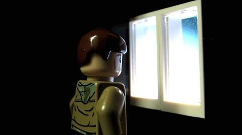 Interstellar Trailer 2 IN LEGO