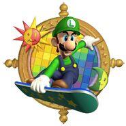 MP6 Artwork Luigi