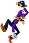 MP8 Artwork Waluigi