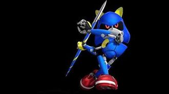 Metal Sonic Voice Clips - Mario and Sonic at the Tokyo 2020 Olympic Games
