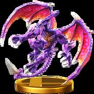 Ridley - SSBWiiU (trophée)