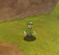 SM64DS Screenshot Unsichtbarer Luigi