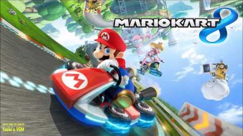 Shy Guy Falls - Mario Kart 8 OST