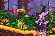 DKC2GBA Screenshot Geistergrube 2