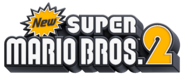 Logo - New Super Mario Bros. 2