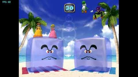 Mario Party 4 (Nintendo Gamecube) Gameplay