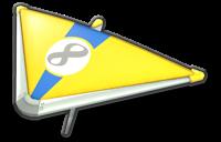 Aile Standard jaune