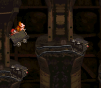 DKC Screenshot Loren-Crash