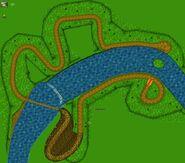 Jungle DK - MK64 (parcours)