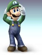 Luigi (Super Smash Bros Brawl)