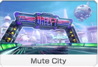 MK8 Mute City Icon