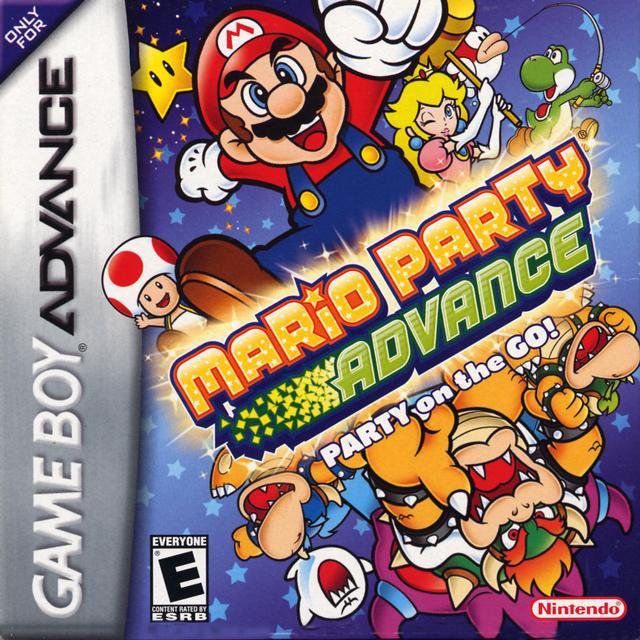 Mario Party Advance Mariowiki Fandom